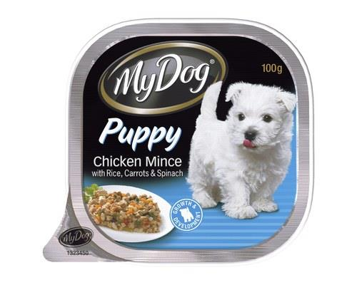 In a time of discovery help your puppy find the flavours they love. This tasty meal prepared with...