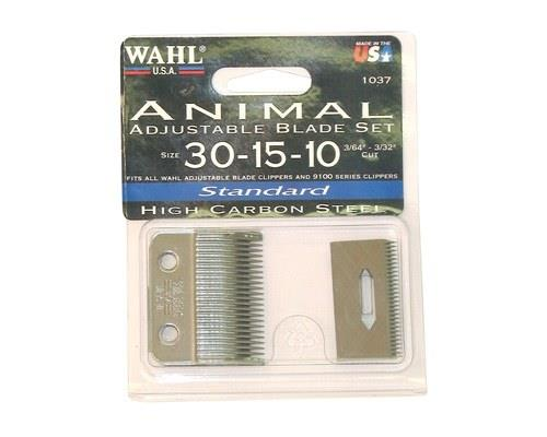 WAHL BLADE STND RG.30 15 10The Wahl Adjustable Set of Blades are designed to cut to the length...