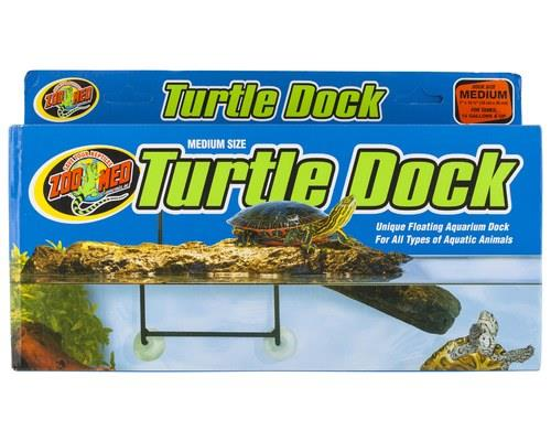 * Unique floating dock for aquatic turtles to bask on.  * Self leveling feature automatically adjusts...