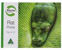 PISCES RATS PINKIES 12 PACK~Feeding your reptile, bird of prey or lizard doesn't need to be a hard...