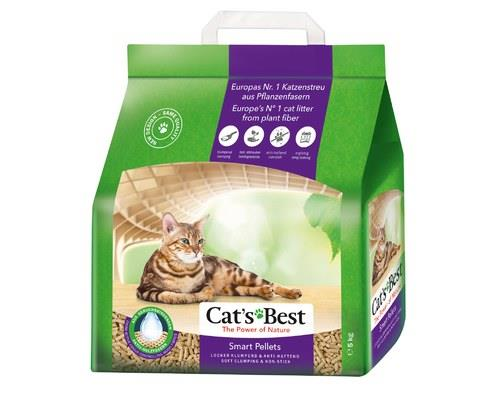 CAT'S BEST | SMART PELLETS | 5kgThey're small, they're clumping but also...