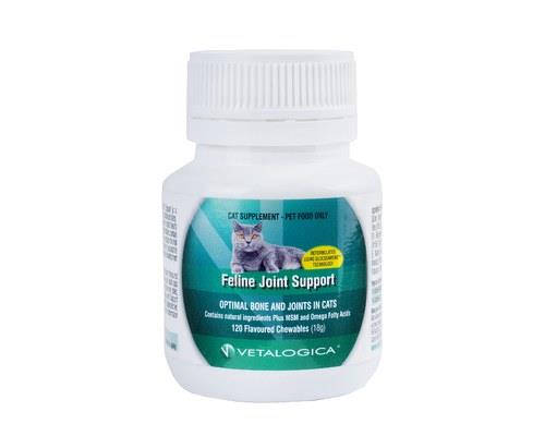 Vetalogica Daily Feline Joint Supplement, 18gMany cats over the age of 11 suffer with arthritis. This...