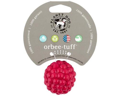 Give your buddy a shot of B12 with our new Orbee-Tuff® Raspberry. This toy delivers 100% of a...