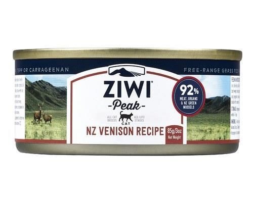 ZiwiPeak Cat Food, 'Daily Cat' Moist Cuisine, Venison, 85gThis premium ZiwiPeak cat food contains 100%...