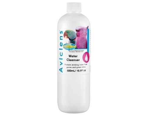 Vetafarm Aviclens Water Cleanser for Birds, 500mlAviclens is a water cleanser that you can use in your...