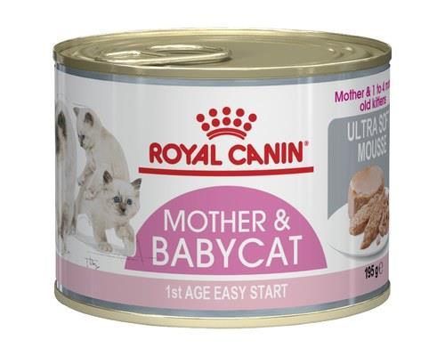 Royal Canin Babycat Instinctive Kitten Food, 195gBabycat Instinctive is the ideal food to give to...