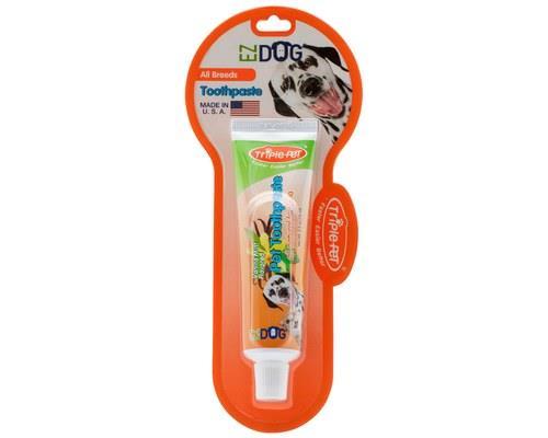 TriplePet Dog Toothpaste, Vanilla FlavouredThis specialised dog toothpaste has a natural vanilla...