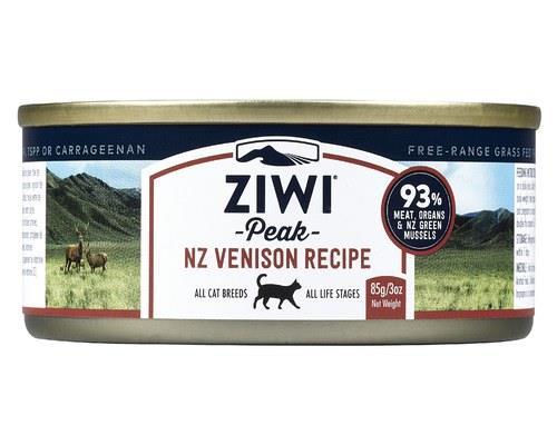 ZiwiPeak Cat Food, 'Daily Cat' Moist Cuisine, Venison, 85g x 24 CansThis premium ZiwiPeak cat food...