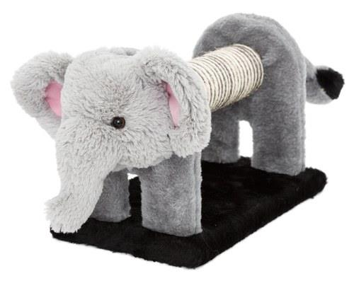 LULU'S WORLD ELEPHANT CAT SCRATCHERIs it playtime yet? Of course it is. Bring your elephant along for...