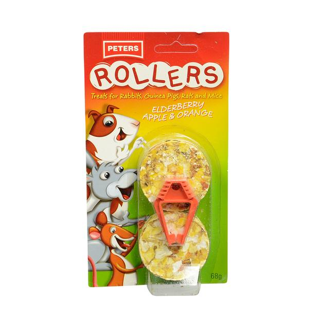 Peters Rollers 2 X 64g Pet: Small Pet Category: Small Animal Supplies  Size: 0.1kg  Rich Description:...