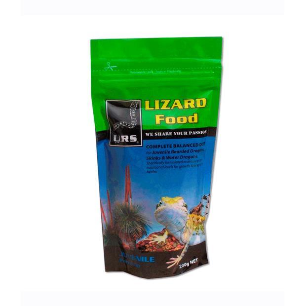 Urs Lizard Food Juvenile 200g Pet: Reptile Category: Reptile & Amphibian Supplies  Size: 0.2kg  Rich...