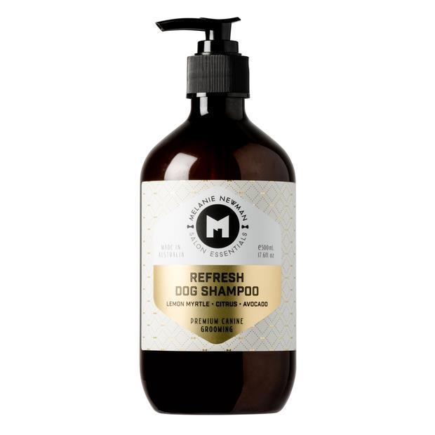 Melanie Newman Salon Essentials Refresh Dog Shampoo 500ml Pet: Dog Category: Dog Supplies  Size: 0.6kg...