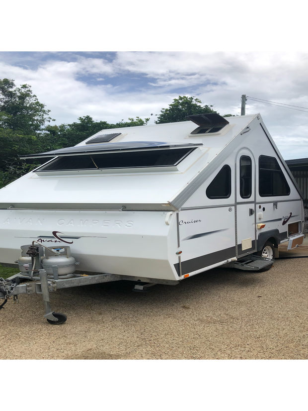 AVAN Camper. Great condition, ready to go.