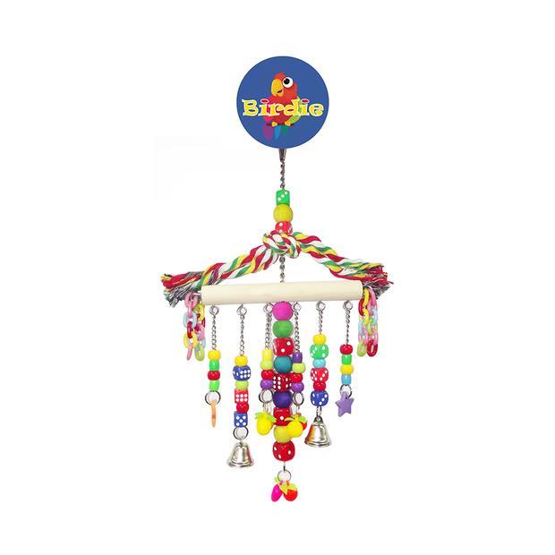 Birdie Large Hanger Beads Dice Each Pet: Bird Category: Bird Supplies  Size: 0.2kg  Rich Description:...