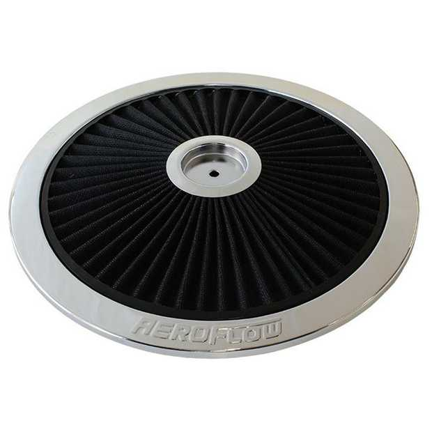 Aeroflow Air Filters are designed with excellent filtration in mind, all the while increasing...