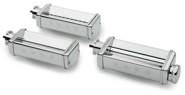 1x SMPR01 pasta roller 1x SMTC01 tagliolini cutter accessory 1x SMFC01 fettuccine cutter accessory...
