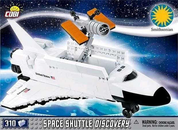 The Space Shuttle Discovery was the third orbiter from NASA's Space Shuttle program. Its first...