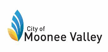 City of Moonee Valley   Notice of an Application for a Planning Permit   A Planning Permit...