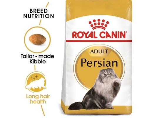 ROYAL CANIN PERSIAN ADULT CAT FOOD 2KGRoyal Canin Persian cat food is suitable for cats that are over 1...