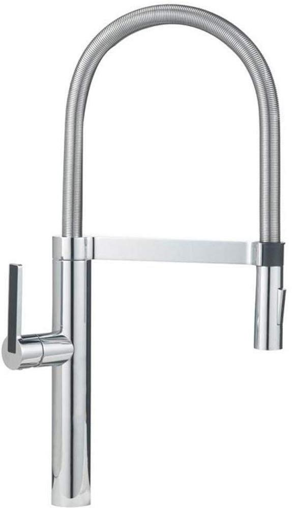 """360° Swivel Spout Single Lever Sink Mixer in """"DR"""" Brass Integrated Design Ceramic Disk Cartridge High..."""