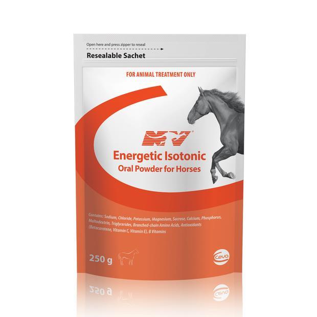 Energetic Isotonic Powder 250g Pet: Horse Size: 0.3kg  Rich Description: Suitable for performance and...