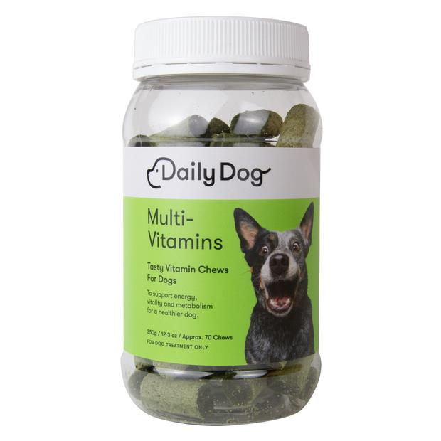 Daily Dog Multi Vitamins 350g Pet: Dog Category: Dog Supplies  Size: 0.4kg  Rich Description: Daily Dog...