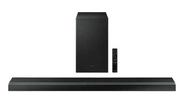 330W power True Dolby ATMOS & DTS:X Samsung Acoustic Beam Technology HDMI eARC Total Sound...