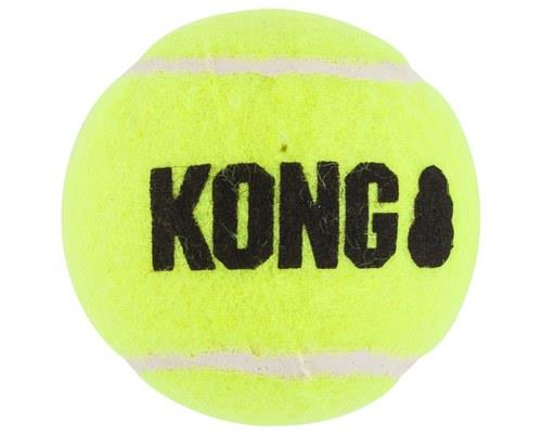 KONG SQUEAKAIR BALL MEDIUM  The KONG SqueakAir Ball combines two classic dog toys - the...