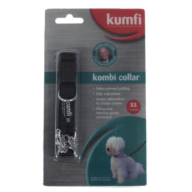 Kumfi Kombi Martingale Collar Large Pet: Dog Category: Dog Supplies  Size: 0.2kg  Rich Description: The...