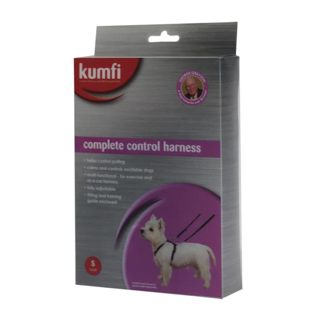 Kumfi Harness Complete Control Xlarge Pet: Dog Category: Dog Supplies  Size: 0.3kg  Rich Description:...