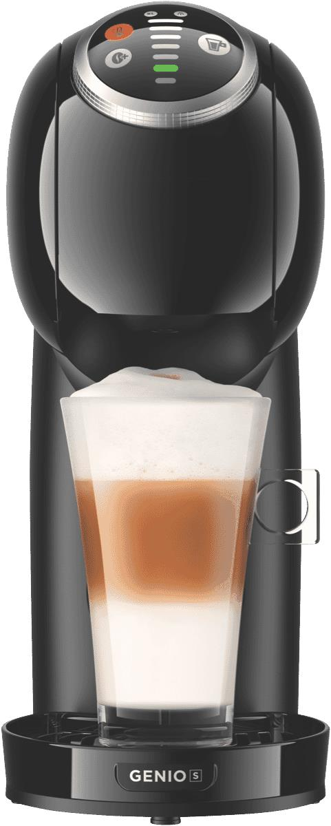 This Starbucks by Nescafe Dolce Gusto coffee machine has an espresso maker, allowing you to enjoy...