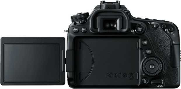 This Canon DSLR camera has a 24.2 MP camera resolution, allowing you to capture even the tiniest...