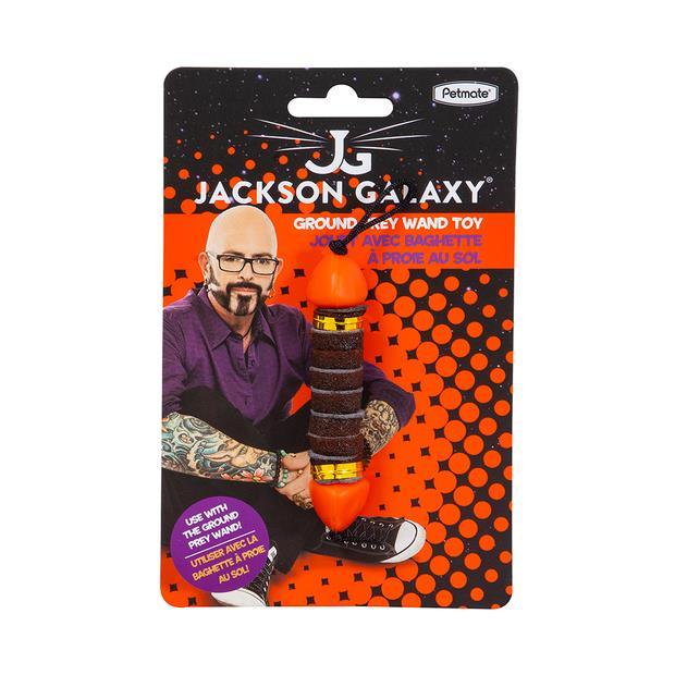 Jackson Galaxy Ground Prey Toy Each Pet: Cat Category: Cat Supplies  Size: 0.1kg  Rich Description: Use...