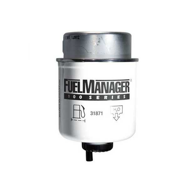 Direction-Plus 31871 is the Replacement Element for Fuel Manager FM 100 Series pre-filter kits which...