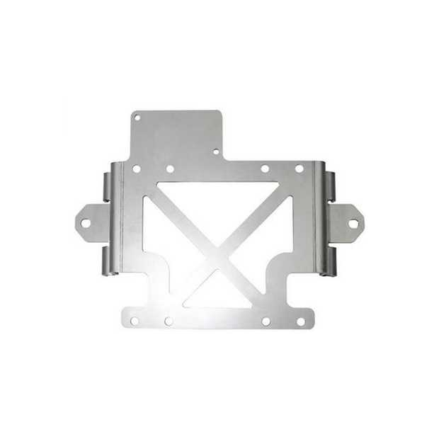 The Direction-Plus DCDC Battery Charger Bracket BC628DPK fits Toyota Hilux 1GD-FTV and 2GD-FTV models...