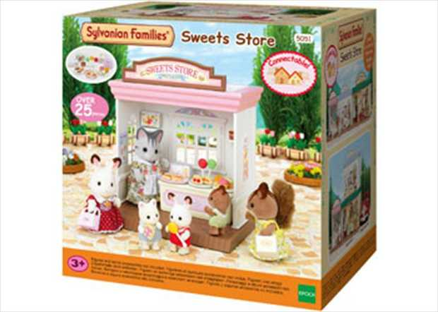 The Sweets Store always has lots of lovely treats. Who can resist their fairy cakes, lovely for a...
