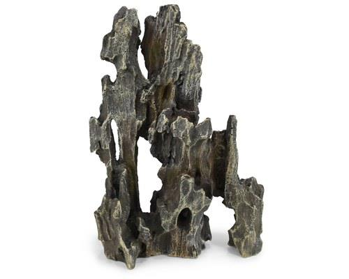 KAZOO DRIFTWOOD - DARK GREY - LARGEThe warped shapes, crevices, and gaps within this large driftwood...