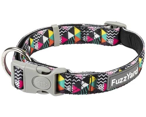 FUZZYARD DOG COLLAR NO SIGNAL! SMALL'Come in. Do you read me? Have I got a signal?'Comfortable and...