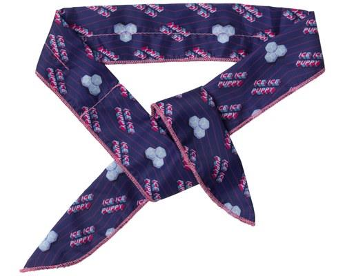 FUZZYARD BANDANA COOLING ICE ICE PUPPY LARGECooler than Vanilla Ice, the 'Ice Ice Puppy' bandana is the...