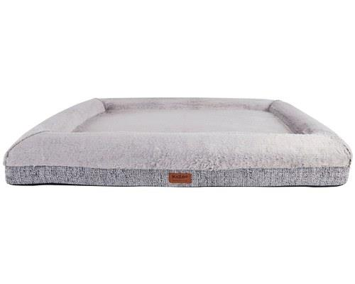 KAZOO WOMBAT PLUSH BED GREY EXTRA LARGEForget those cantankerous marsupials, this stylish pet bed is...