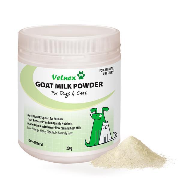 Vetnex Goat Milk Powder 250g Pet: Dog Category: Dog Supplies  Size: 0.3kg  Rich Description: Vetnex...