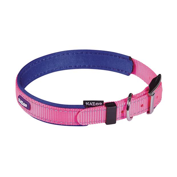 Kazoo Collar Active Bloom Burst Large Pet: Dog Category: Dog Supplies  Size: 0.1kg Colour: Pink  Rich...