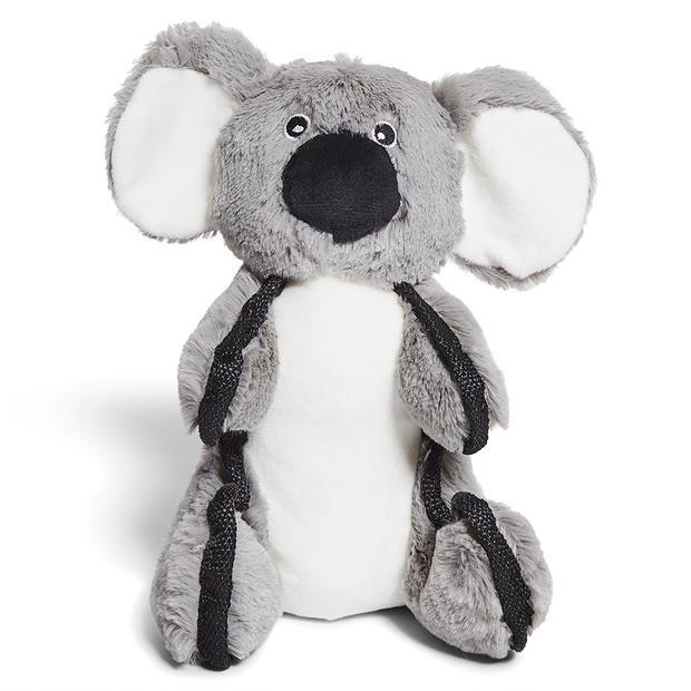 Kazoo Furries Tough Koala Dog Toy Medium Pet: Dog Category: Dog Supplies  Size: 0.1kg  Rich...