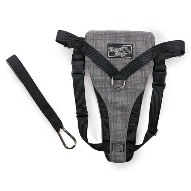 Afp Travel Dog Harness Small Pet: Dog Category: Dog Supplies  Size: 5.3kg Colour: Grey  Rich...