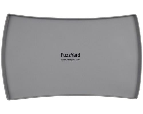 FuzzYard Silicon Pet Bowl Mat, Grey, One SizeSize:47cm L x 30cm WMessy dogs and cats need a pet...