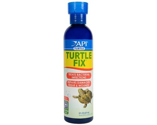API TURTLE FIX 237MLFor a natural treatment to assist with your turtle's bacterial infections, trust...