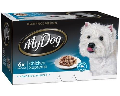 A favourite within the MY DOG® range. Not only is it highly-nutritious this dish is rich in the...