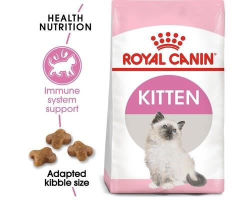 ROYAL CANIN KITTEN 36 FOOD 2KGBoost your kitten's natural immune system with the Royal Canin...