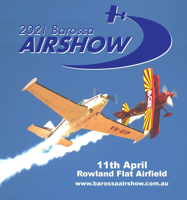 The Barossa Airshow is taking off on 11th April 2021.Pilots from all walks of life, flying all kinds of...