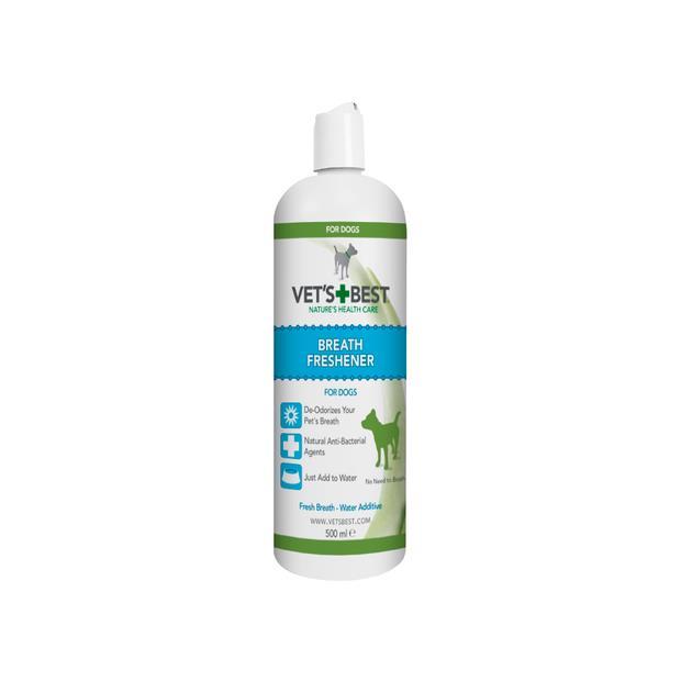 Vets Best Dental Breath Freshener 500ml Pet: Dog Category: Dog Supplies  Size: 0.6kg  Rich Description:...